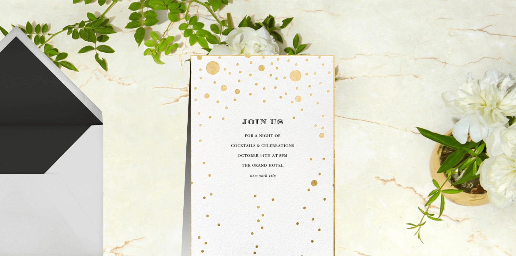 Invitations Online At Paperless Post